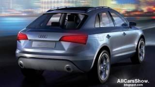 Audi Cross Coupe Videos