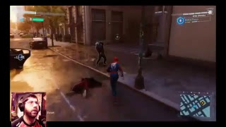 zillyburble plays Marvel's Spider-Man episode 2 the non-title