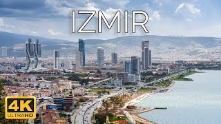 Izmir, Turkey 🇹🇷  4K Drone Footage