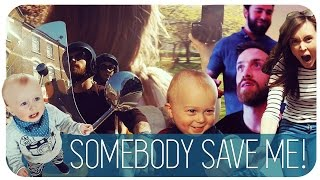 SOMEBODY SAVE ME! | HANNAH MAGGS