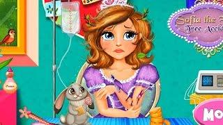 NEW Игры для детей—Disney Принцесса София авария—мультик для девочек(Привет! Я счастлива, что нас становится всё больше и больше:) Вы здесь,а значит Вы - настоящий друг канала..., 2016-01-03T02:35:36.000Z)