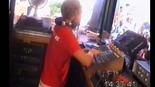 David Gausa @ Matinee   Space Ibiza 2001