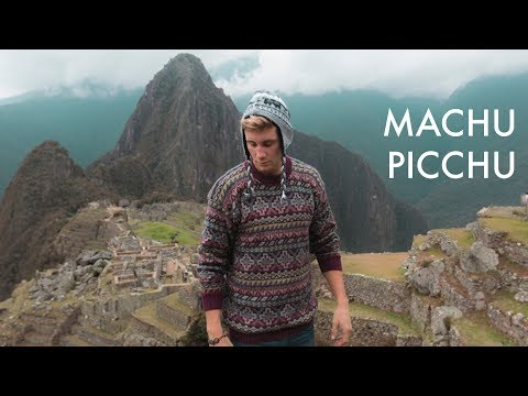 MACHU PICCHU - You NEED to see this place before it's too late (ft. WhatTheChic)