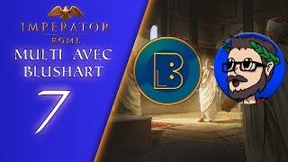 Unifier la Grèce - Ep.7 - En Multi avec BlushArt | Imperator Rome | FR