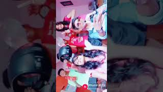 Musically funny video