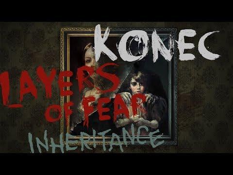 Layers of Fear: Inheritance DLC CZ part 3 (Lukas Games) - celkem rychlý konec |