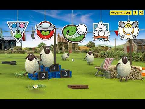 Shaun The Sheep Championsheeps Games