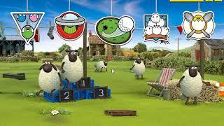 Shaun the Sheep Chionsheeps Games