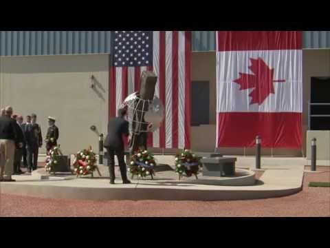 Full NORAD and USNORTHCOM 9/11 Remembrance ceremony on September 11th, 2014
