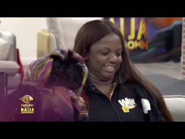 Day 65: Bonding moments with WAW | Big Brother: Lockdown | Africa Magic