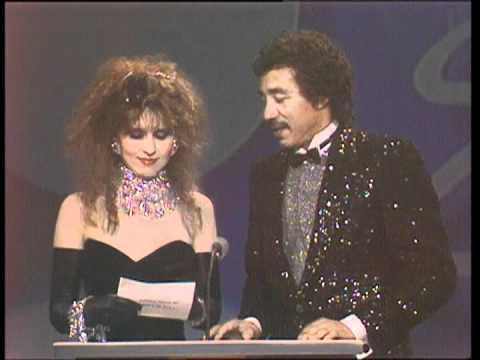 Pat Benatar Wins Favorite Pop/Rock Video Female - AMA 1986