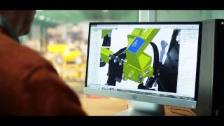Claydon Drills use SOLIDWORKS to model their agricultural equipment