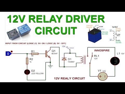 12v Relay Schematic Fx35 Fuse Box Diagram Begeboy Wiring Diagram Source