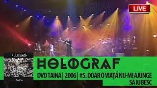 Смотреть клип Holograf - Doar O Viață Nu-Mi Ajunge Să Iubesc