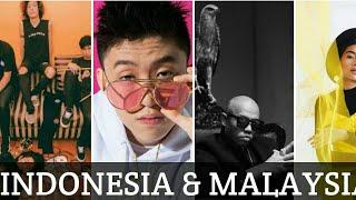 Indonesia VS Malaysia Popular Music