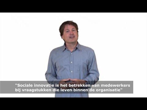 Sociale Innovatie -