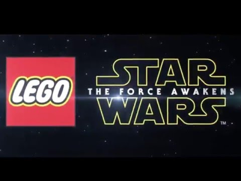 Lego Star Wars: The Force Awakens leaked