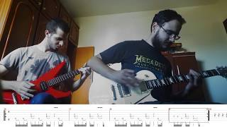 Скачать Saxon Stand Up And Be Counted Guitar Cover With Tab