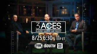 Sneak Peek: 3 Aces: Glavine, Maddux and Smoltz