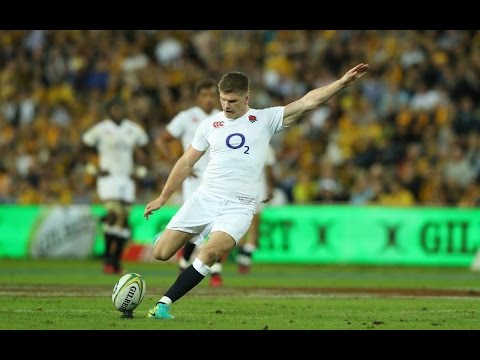 Owen Farrell - World's Best Goal Kicker Right Now?