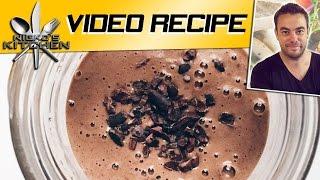 Chocolate Peanut Butter Smoothie - Nicko's Kitchen
