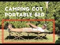 ★★★★★ REDCAMP Camping Cot for Adults, Easy & Portable Cot - Wide - Amazon