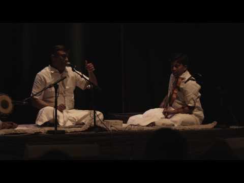 Sanjay Subramanyam Concert, 17.02.2017, Edinburgh Pt 1
