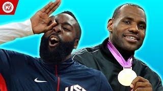James Harden OWNS Camper | Top Basketball Fails