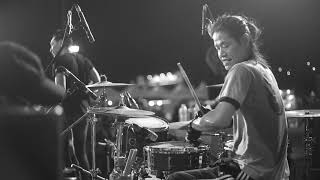 สบายดี-เคย-จิ๊จ๊ะ-yeah-yeah-drum-cam-blackhead-live-at-reble-rubber