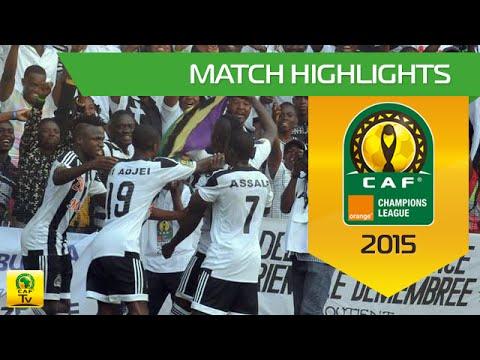 TP Mazember vs USM Alger   2015 Orange CAF Champions League   Final (2nd Leg)