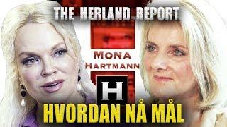 Ta kontroll over livet og oppnå dine mål - Mona Hartmann, Herland Report TV (HTV)