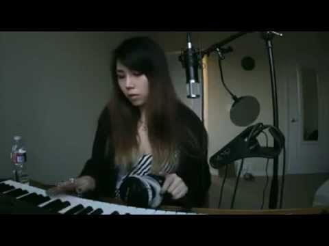 Amazing Kanye West cover by an asian girl