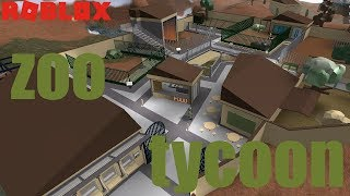 Roblox: ZOO TYCOON + 100MILLION $$ CODE!! [Código de expiración]