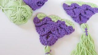 Crochet Video Tutorials | HappyBerry
