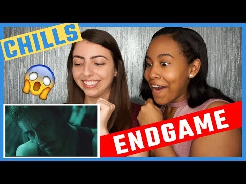 Marvel Studios' Avengers: Endgame - Official Trailer (REACTION)