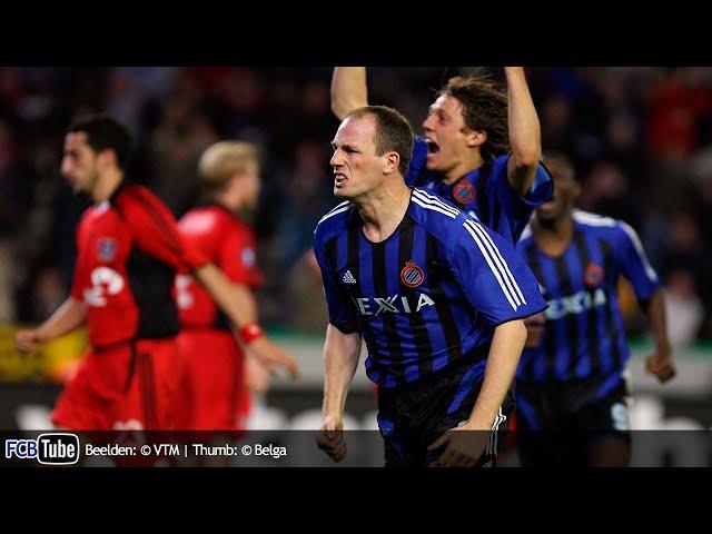 2006-2007 - UEFA-Cup - 05. Groep B Match 1 - Club Brugge - Bayer Leverkusen 1-1