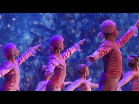 Щелкунчик. Розовый вальс. Кремлевский балет.