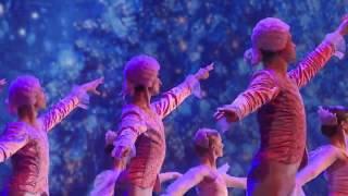 """""""Щелкунчик"""". Розовый вальс. Кремлевский балет."""
