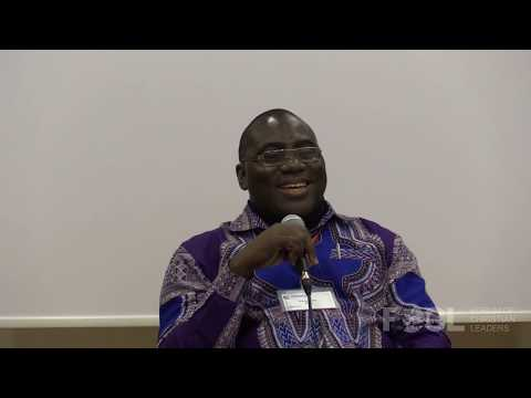 Panel Discussion: Learning from the Global Church - Atef Gendy, Finny Philip, and Nana Yaw