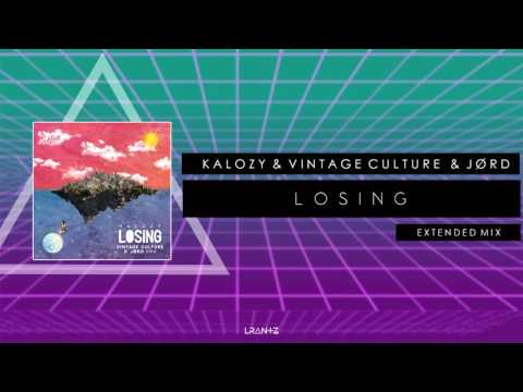 Kalozy - Losing (Vintage Culture & JØRD Remix) [Extended Mix]