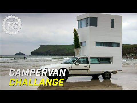 Thumbnail: Campervan Challenge - Top Gear - BBC