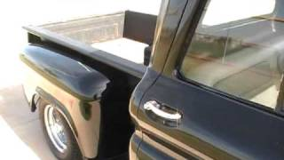Classic Autoworx presents: 1963 Chevy C10 STEP SIDE SHORT BED HOT ROD