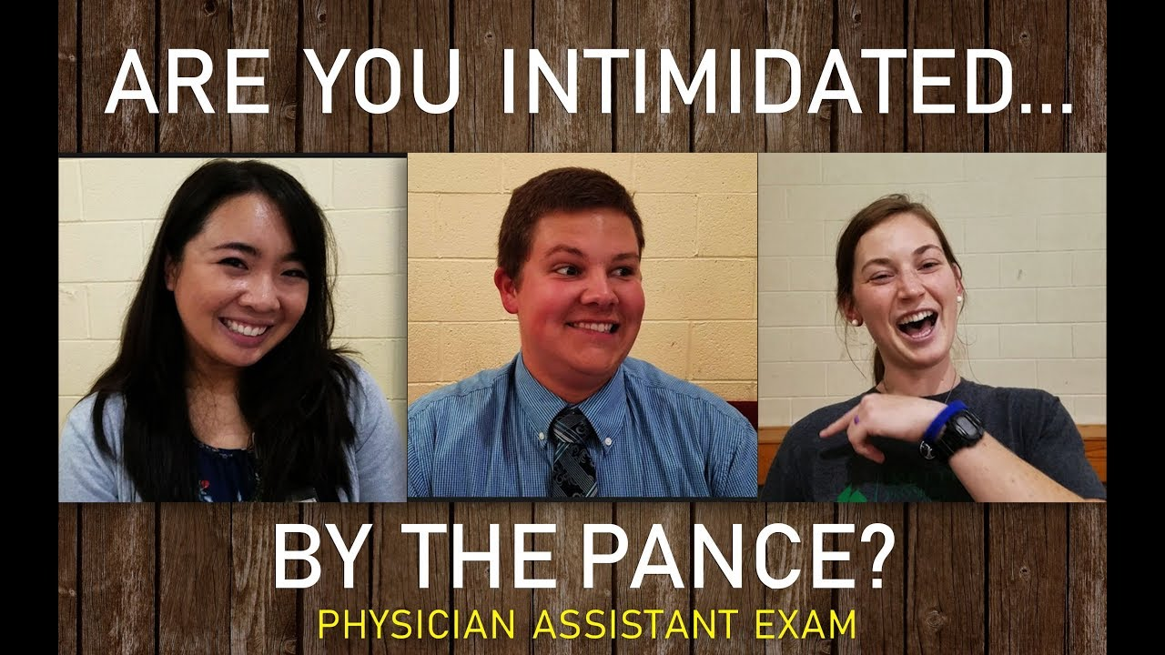 Is The Physician Assistant Certification Exam Intimidating Pa