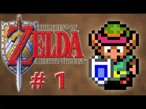 Guia Zelda - A Link To The Past - # 1