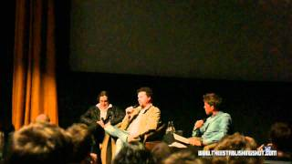 Your Highness Danny McBride & Rasmus Hardiker Introduction & QA