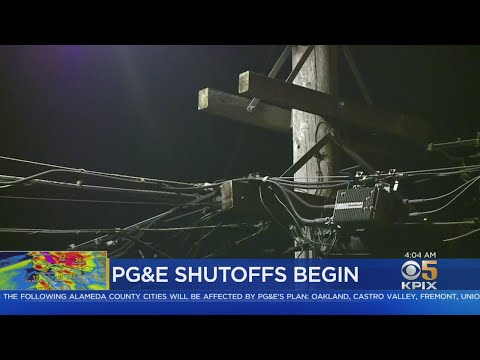 The Sana G Morning Show - PG&E Purposely Causes Bay Area Blackout!