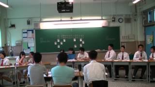 A組第三回合嘉諾撒聖心書院對香港鄧鏡波書院