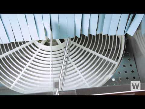 Jackson Delta 1200 Underbar Glass Washer