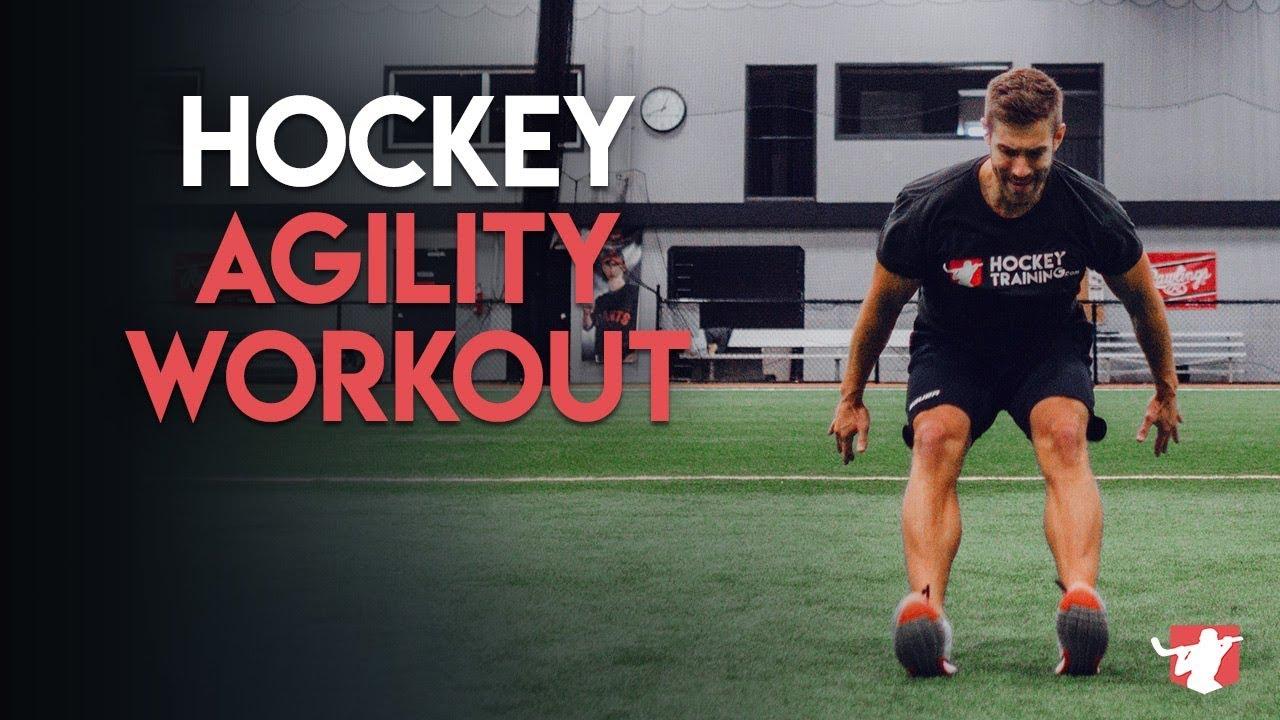 Hockey Agility Training - How To Train Agility For Hockey