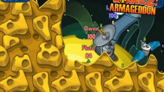 Worms 2: Armageddon on Android